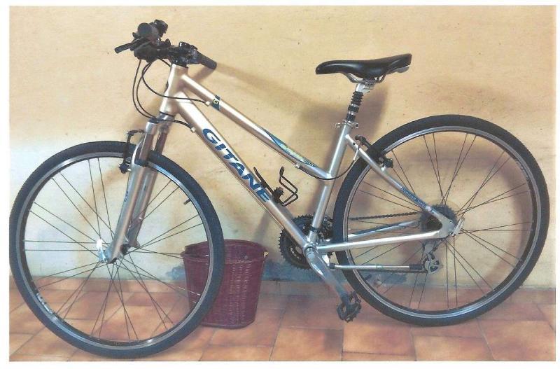 vélo V.T.C.